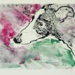 Greyhound Monotype by Cori Solomon