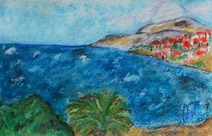 Greek Landscape Porto Carras Cori Solomon