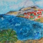 Greek Landscape Porto Carras Cori Solomon