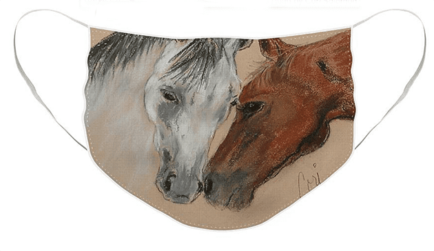 Horse Face Mask